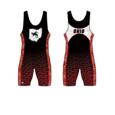 Sublimated Wrestling Uniforms