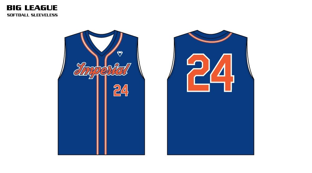Big League Softball Jersey