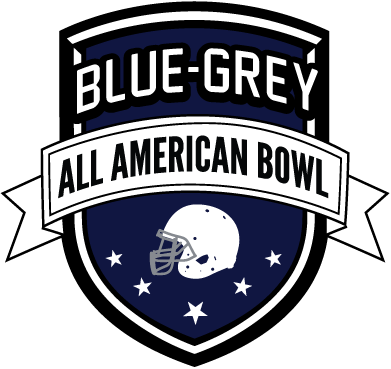Custom Sublimated Uniforms Partners Blue Grey All American Bowl