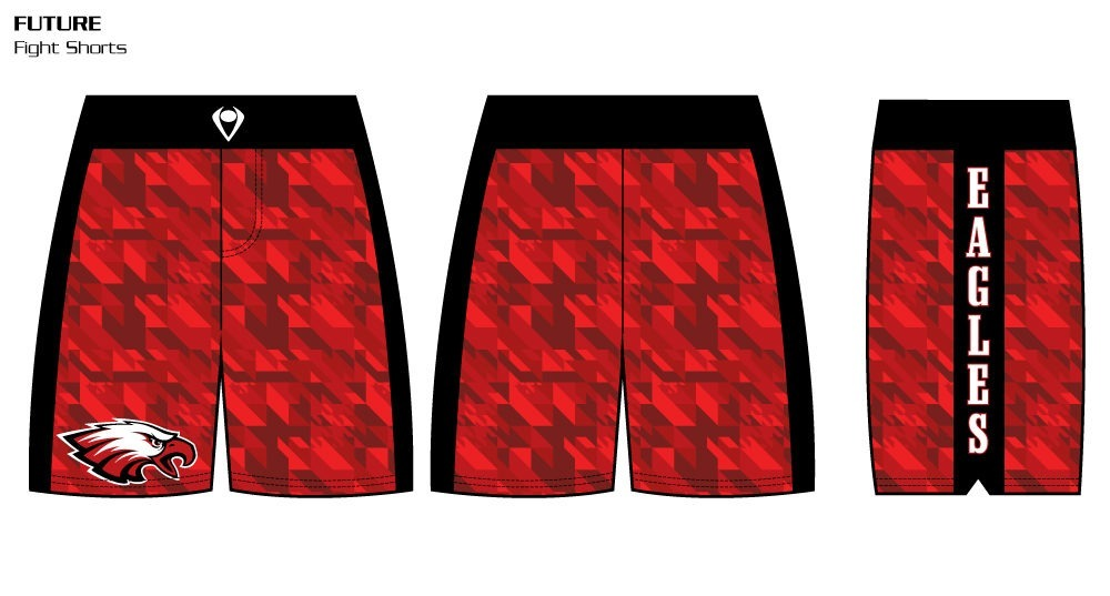 Future Sublimated Fight Shorts