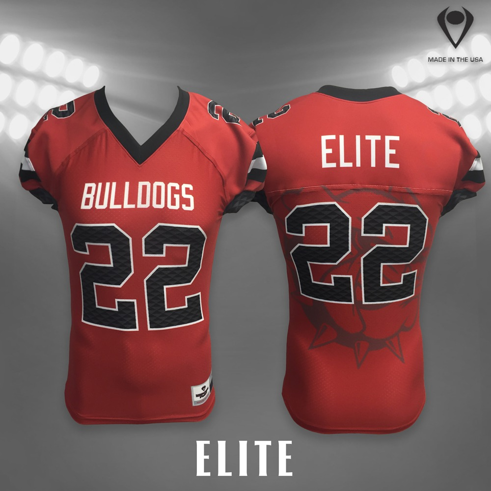 Elite Sublimated Football Jersey