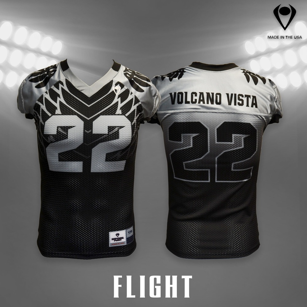 Flight Sublimated Football Jersey