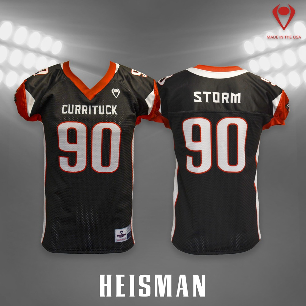 Heisman Sublimated Football Jersey