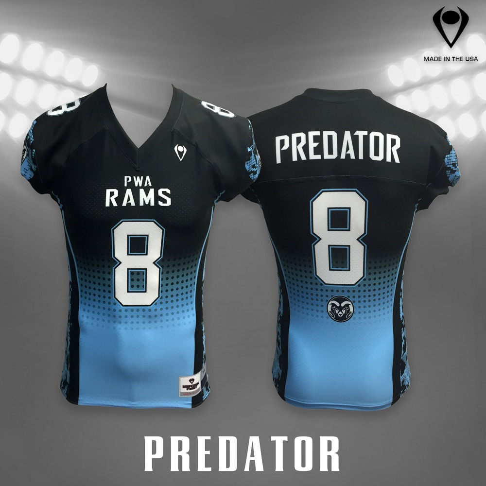 Predator Sublimated Football Jersey