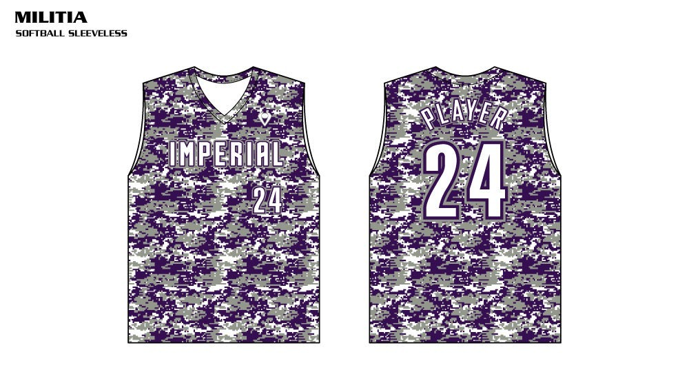 Militia Softball Jersey