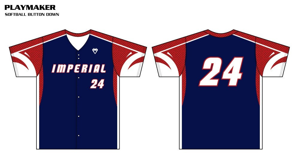 Playmaker Softball Jersey