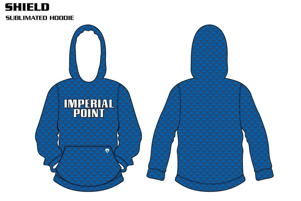 Shield Sublimated Hoodie