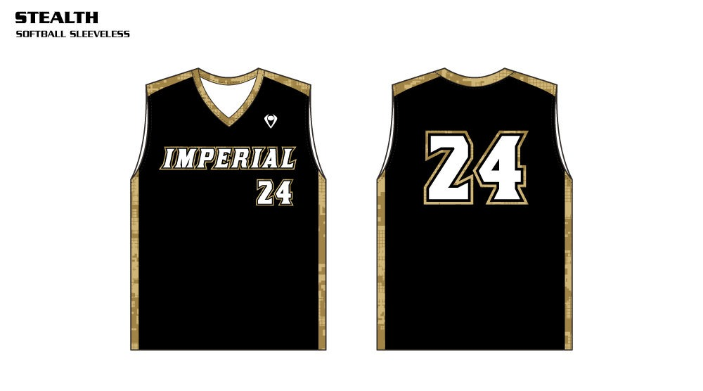 Stealth Softball Jersey