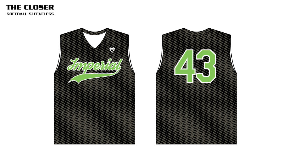 The Closer Softball Jersey