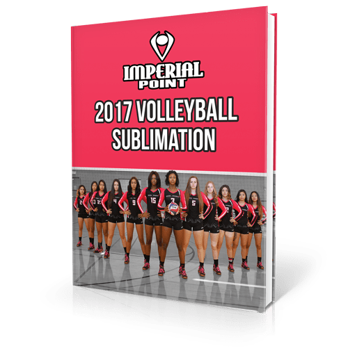 2017 Volleyball Sublimation Catalog