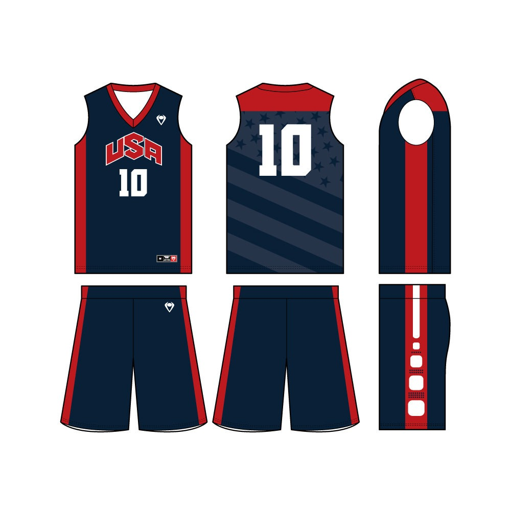 ea0112cf4 Custom Basketball Uniforms | Sublimated Custom Basketball Uniforms