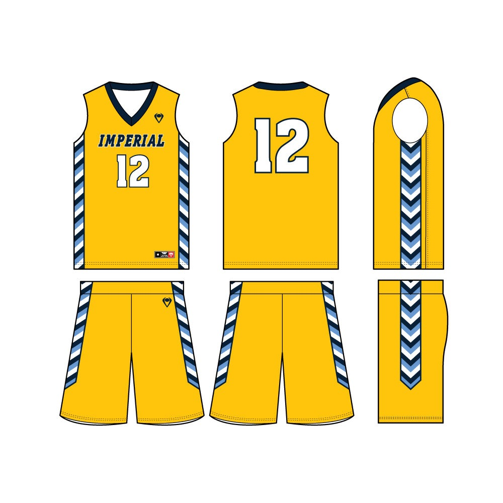 Mens Custom Basketball Jersey - Breakaway