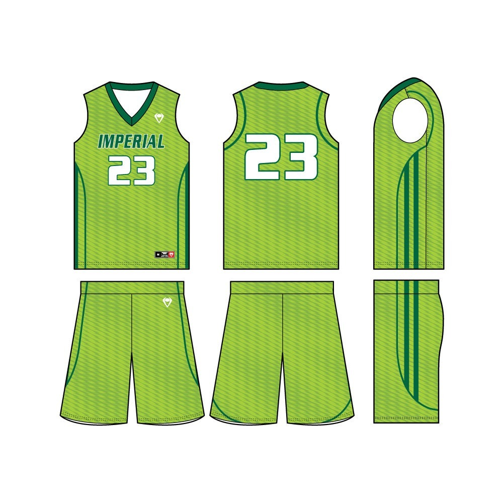 Mens Custom Basketball Jersey - Freestyle