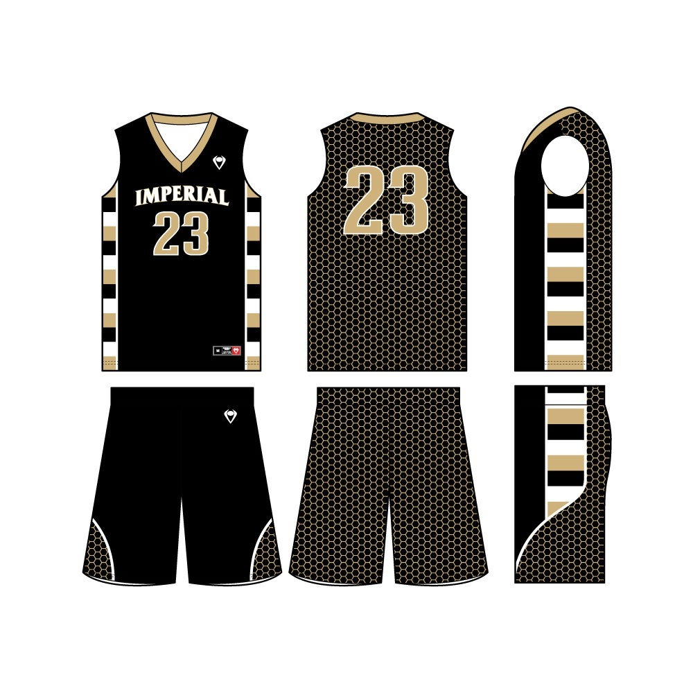 Mens Custom Basketball Jersey - Hive
