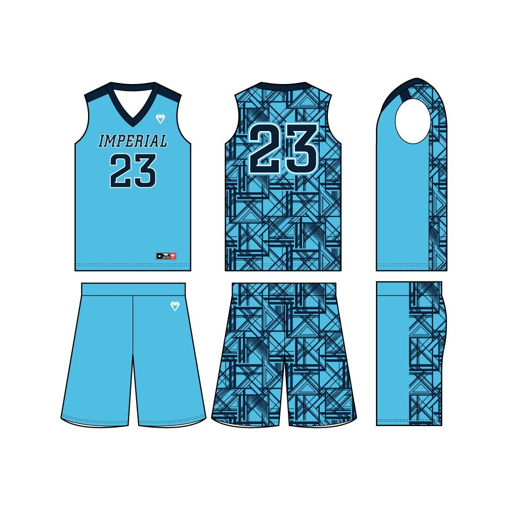 Mens Custom Basketball Jersey - Matrix