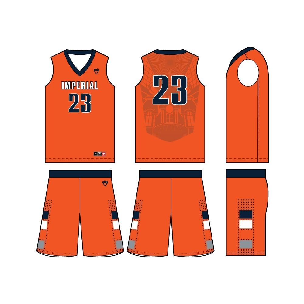 Mens Custom Basketball Jersey - Overtime