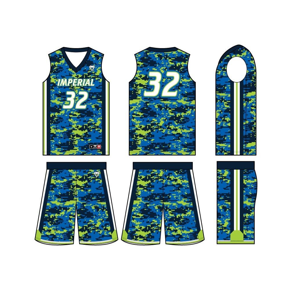 Mens Custom Basketball Jersey - Soldier