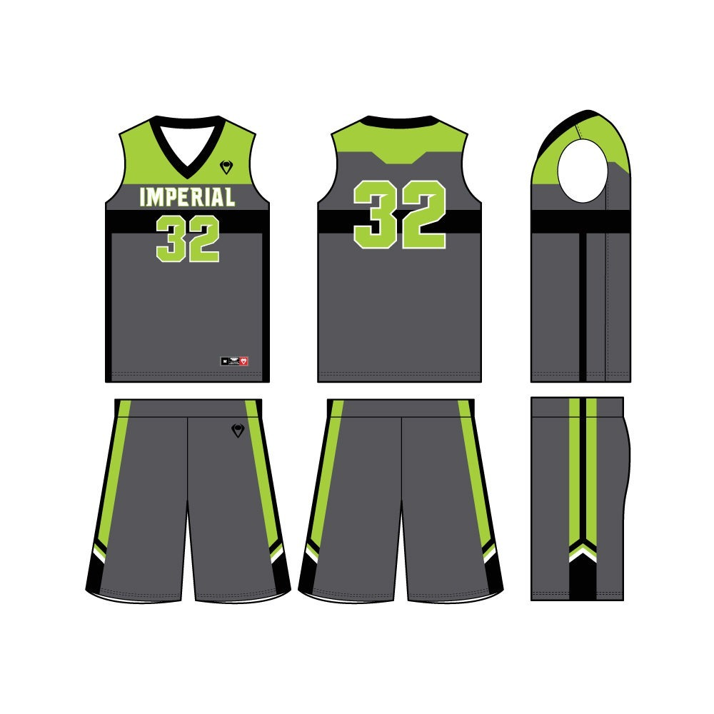 Mens Custom Basketball Jersey - Source