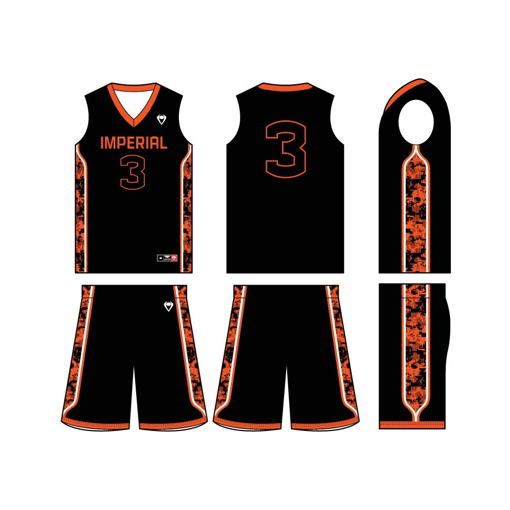 Mens Custom Basketball Jersey - Strike