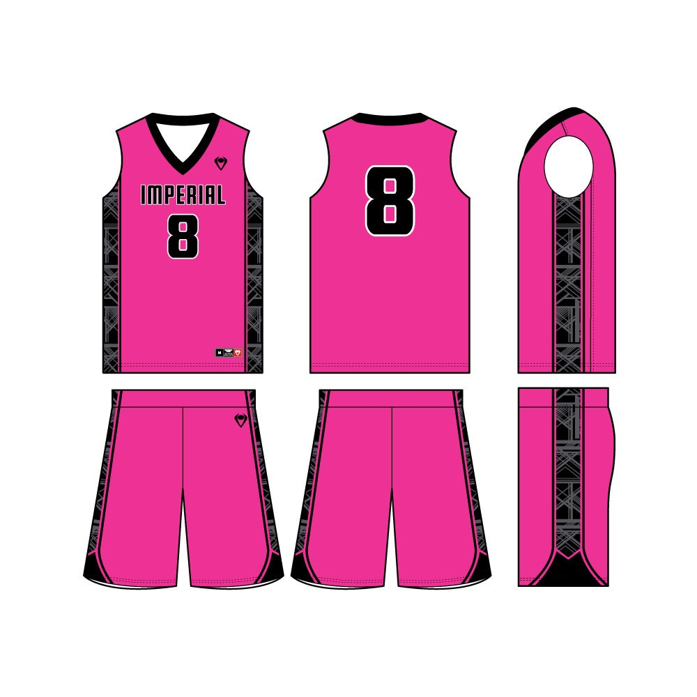 Mens Custom Basketball Jersey - Vortex