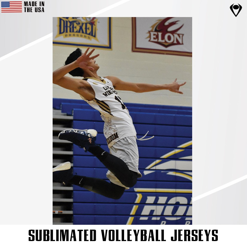 89b9e574f Long-lasting, breathable, comfortable, and sharp, at Imperial Point we  believe that your men's custom volleyball jerseys should match your team's  unique ...