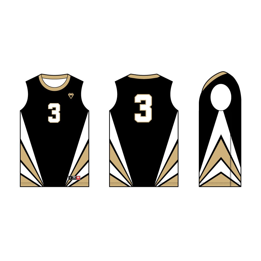 9633956dd2b High Rise Men's Sublimated Volleyball Jersey | Custom Jersey