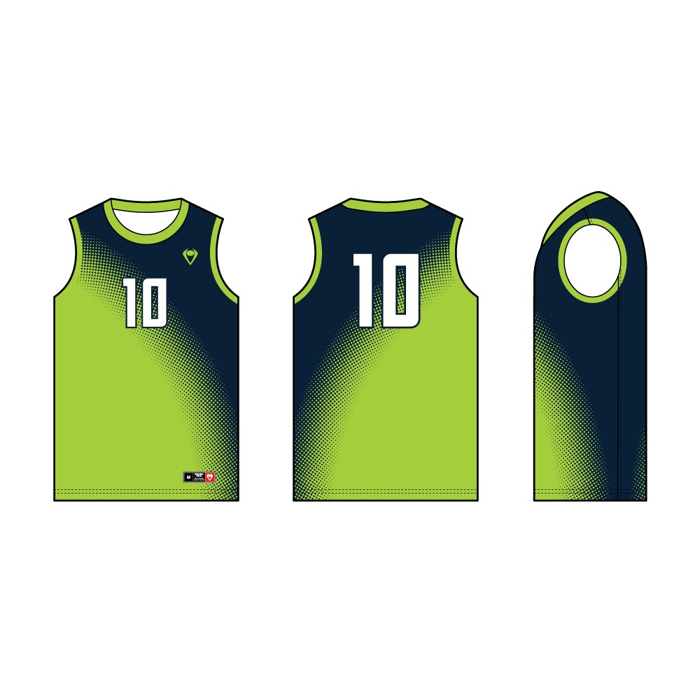 7d2c7bc0c1e Legion Men s Sublimated Volleyball Jersey