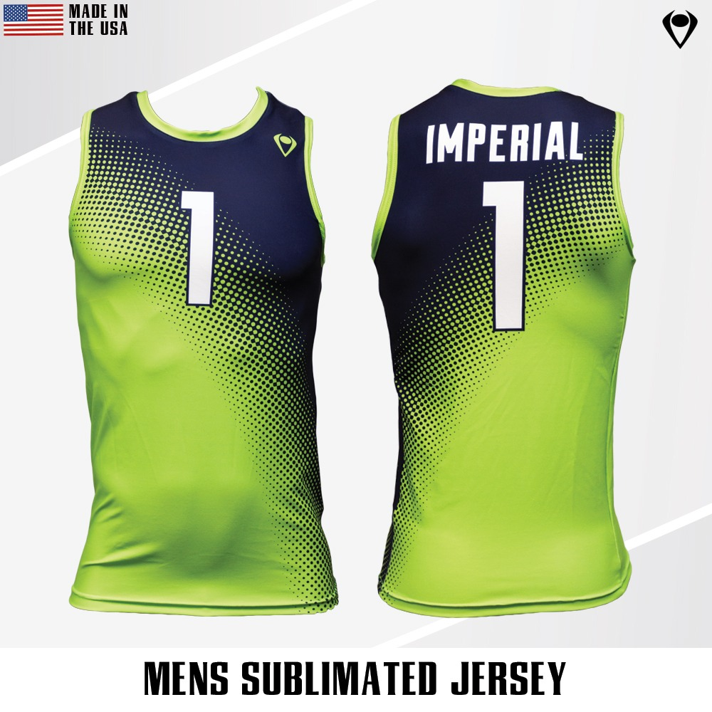 Custom Men S Volleyball Jerseys In Central Florida Imperial Point