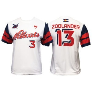 Sublimated Softball