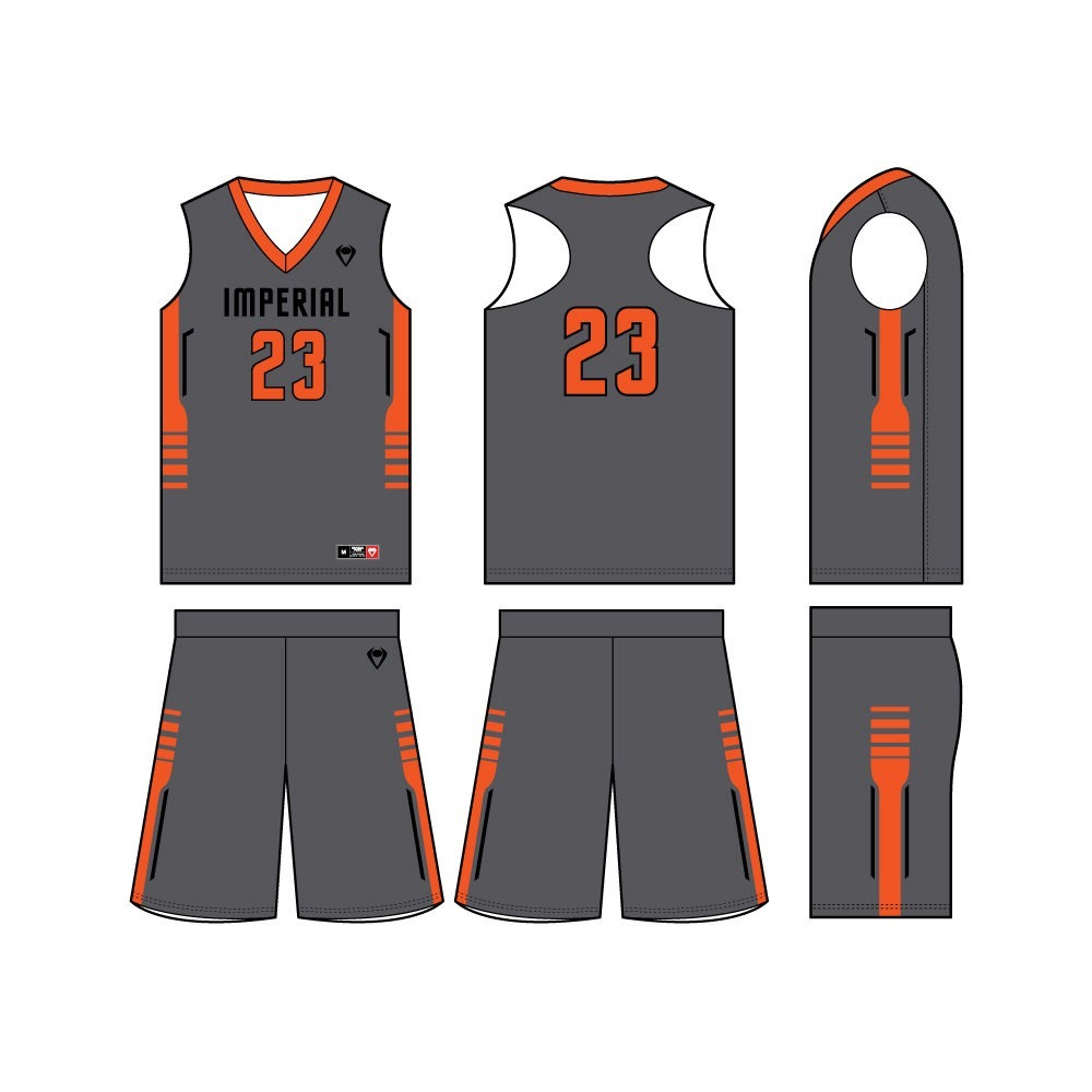 167b591e5eb Custom Women's Basketball Jerseys and Uniforms | Imperial Point